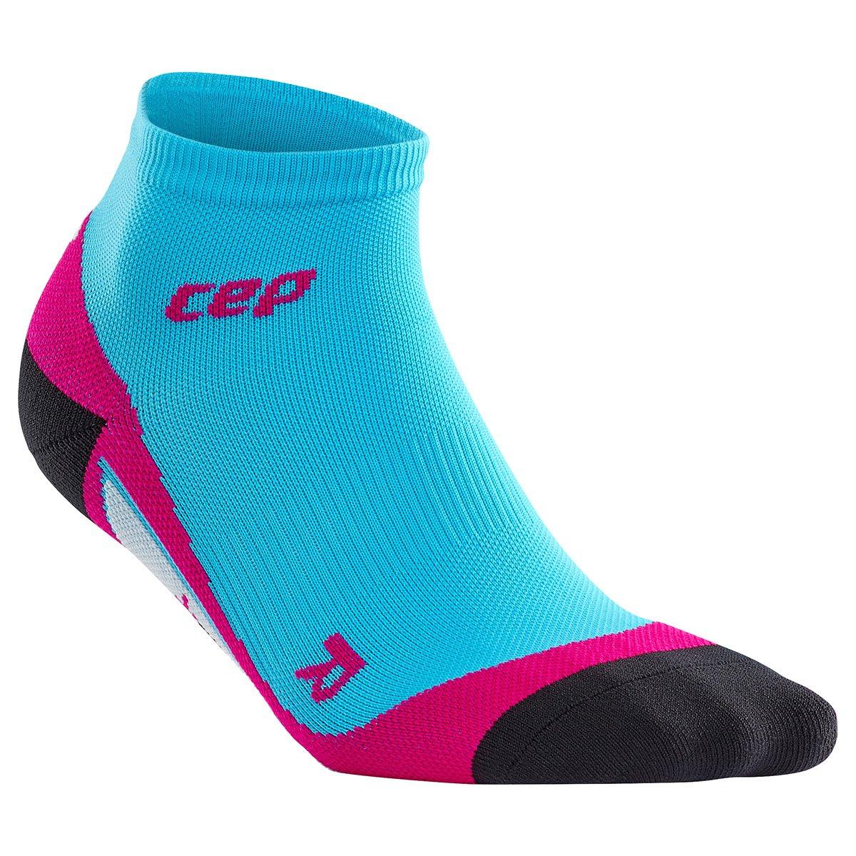 Turquesa Meia cm CEP e Pink De Azul 20 Tornozelo Compressão 5 23 qzAq7Bxw