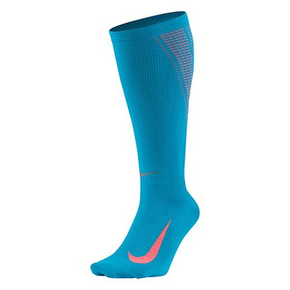Meia De Compressão Nike Elite Running Lightweight 2.0 Dri-Fit