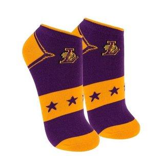 Meia NBA Los Angeles Lakers Invisível