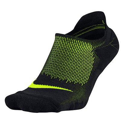 Meia Nike Cano Baixo Elite Running Merino Cush