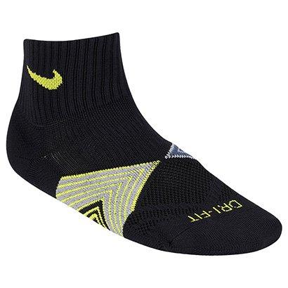 Meia Nike Cano Baixo Running Dri-Fit Atoalhada Numeração 29-33