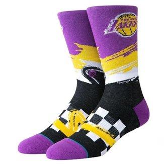 Meia Stance NBA Los Angeles Lakers Wave Racer