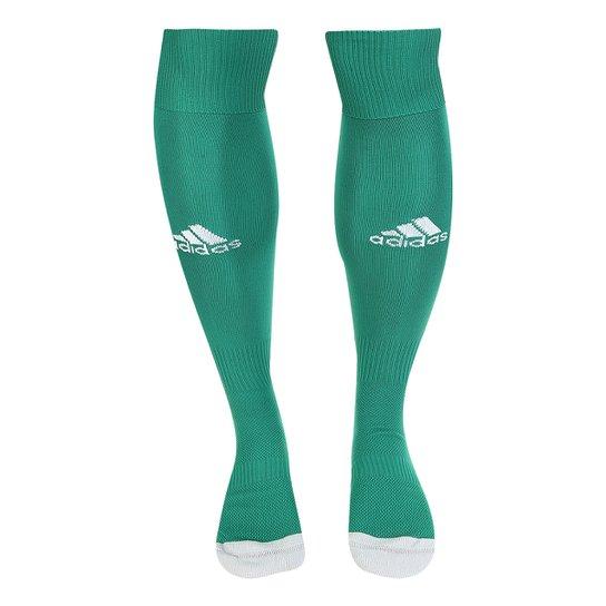 Meião Adidas Miliano 16 - Verde+Branco