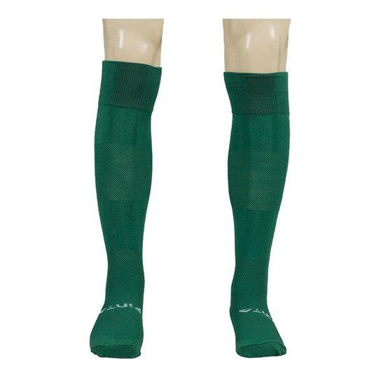 Meião Finta Profissional Futebol Adulto - Verde