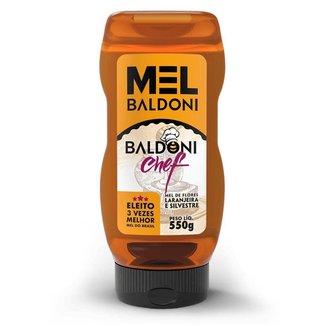 Mel Bisnaga Chef 550gr - Baldoni