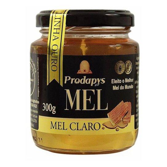 Mel Claro Puro 300g - Eleito o melhor mel do mundo -