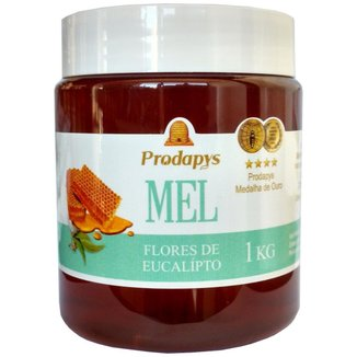 Mel Flores de Eucalipto 1kg - Eleito o Melhor Mel do Mundo