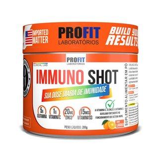 Melhore sua Imunidade - Immuno Shot 200g - Profit