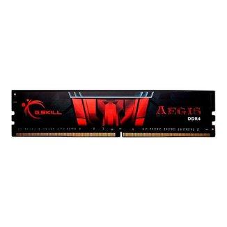 Memoria G.Skill Aegis 4GB DDR4 2400Mhz, F4-2400C15S-4GIS