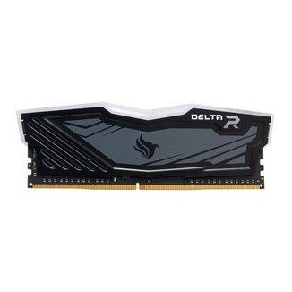 Memoria Team Group T-Force Pichau Delta RGB 16GB (1x16) DDR4 3600MHz TF11D416G3600HC18J01