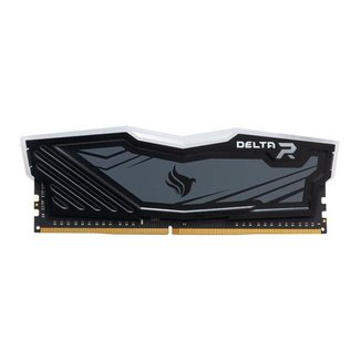 Memoria Team Group T-Force Pichau Delta RGB 8GB (1x8) DDR4 3000MHz TF11D48G3000HC16C01