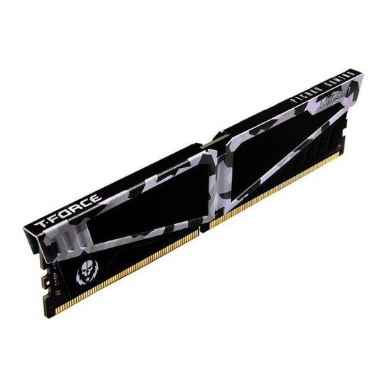 Memoria Team Group T-Force Vulcan Pichau 16GB (1x16) DDR4 3200MHz Branca RTB, TLPBD416G3200HC16F01 - Branco