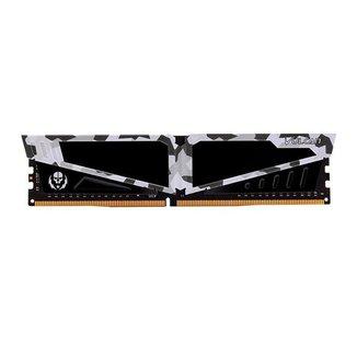Memoria Team Group T-Force Vulcan Pichau 8GB (1x8) DDR4 3200MHz Branca, TLPBD48G3200HC16C01
