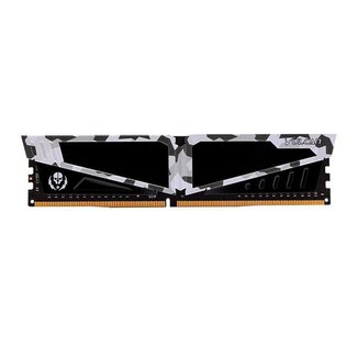 Memoria Team Group T-Force Vulcan Pichau RTB 8GB (1x8) DDR4 3000MHz Branca, TLPBD48G3000HC16C01