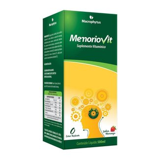 Memoriovit 500ml (polivitamínico)