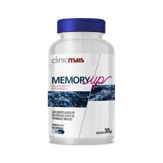Memoryup 60 Cápsulas De 500Mg