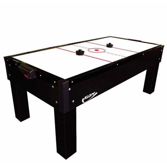 Mesa de Aero Hockey  Air Game Black Klopf Preta - Preto