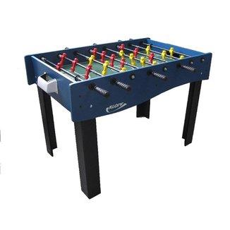 Mesa de Pebolim Totó Klopf com Tampo para Ping-pong e Botão