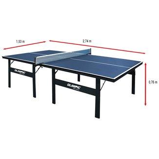 Mesa de Ping Pong / Tênis de Mesa Klopf - 12 mm