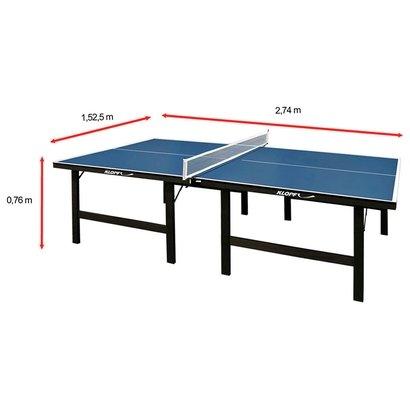 88c44c029 Mesa de Ping Pong   Tênis de Mesa Klopf - 15 mm - Azul