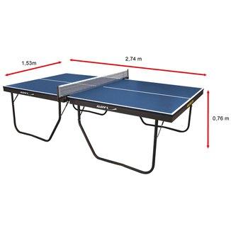 Mesa de Ping Pong / Tênis de Mesa Klopf - 25 mm