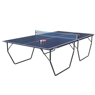 Mesa de Ping Pong / Tênis de Mesa Procópio c/ Rodas 15mm MDP