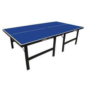 Mesa De Tênis De Mesa Ou Ping Pong Klopf Azul