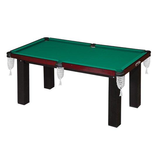 Mesa para Sinuca - Verde