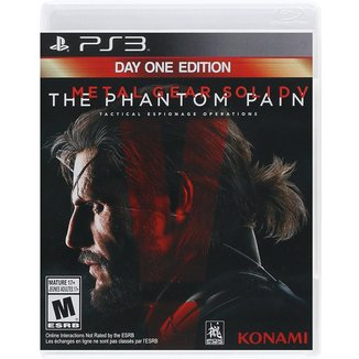 Metal Gear Solid V The Phantom Pain - One Day Edit