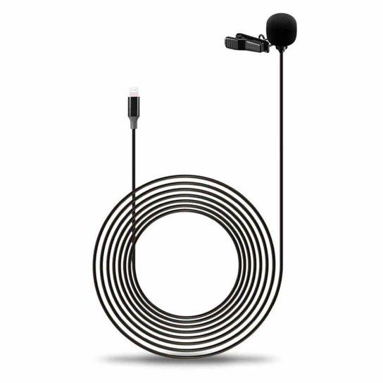 Microfone de Lapela para iPhone e iPad - Sairen S-Lav L1 - Incolor