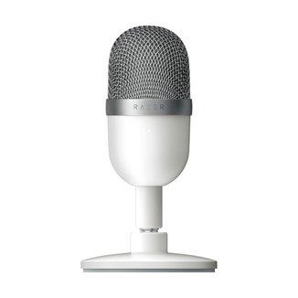 Microfone Razer Seiren Mini Mercury USB Branco