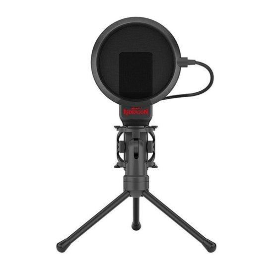 Microfone Redragon Seyfert, GM100 - Preto