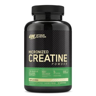 Micronized Creatine Powder 150g Optimum Nutrition