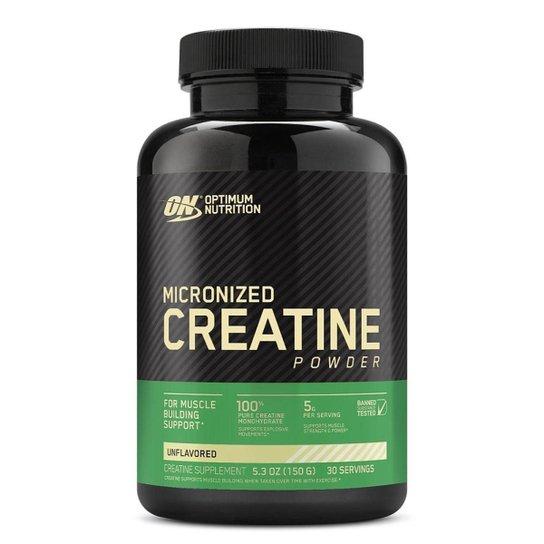 Micronized Creatine Powder 150g Optimum Nutrition -