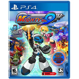 Mighty No. 9 Day 1 Edition- Ps4