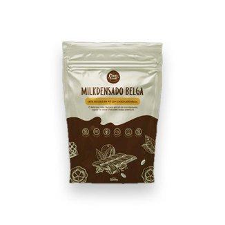 Milkdensado Leite de Coco com Chocolate Belga em Pó 250g Cocodensado