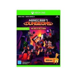 Minecraft Dungeons Hero Edition para Xbox One