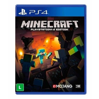 Minecraft Playstation 4 Edition - Unissex - Incolor