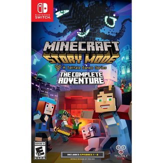 Minecraft Story Mode: The Complete Adventure - Swi