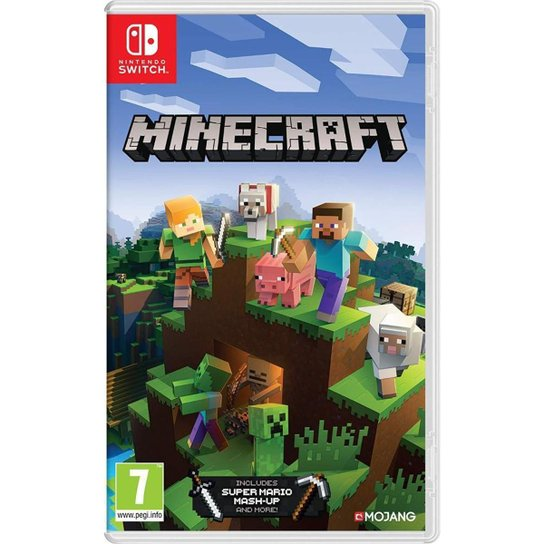 Minecraft - Switch - Incolor