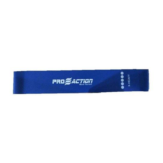 Mini Band extra Forte Proaction - Azul