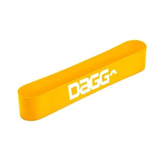 Mini Band Faixa Elástica Dagg Profissional Resistente Intensidade X-Light