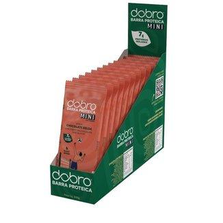 Mini Barra Proteica Dobro - Caixa com 12 Unidades