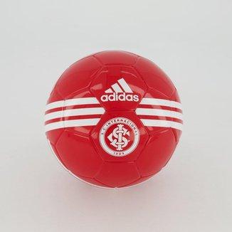 Mini Bola Adidas Internacional Vermelha e Branca