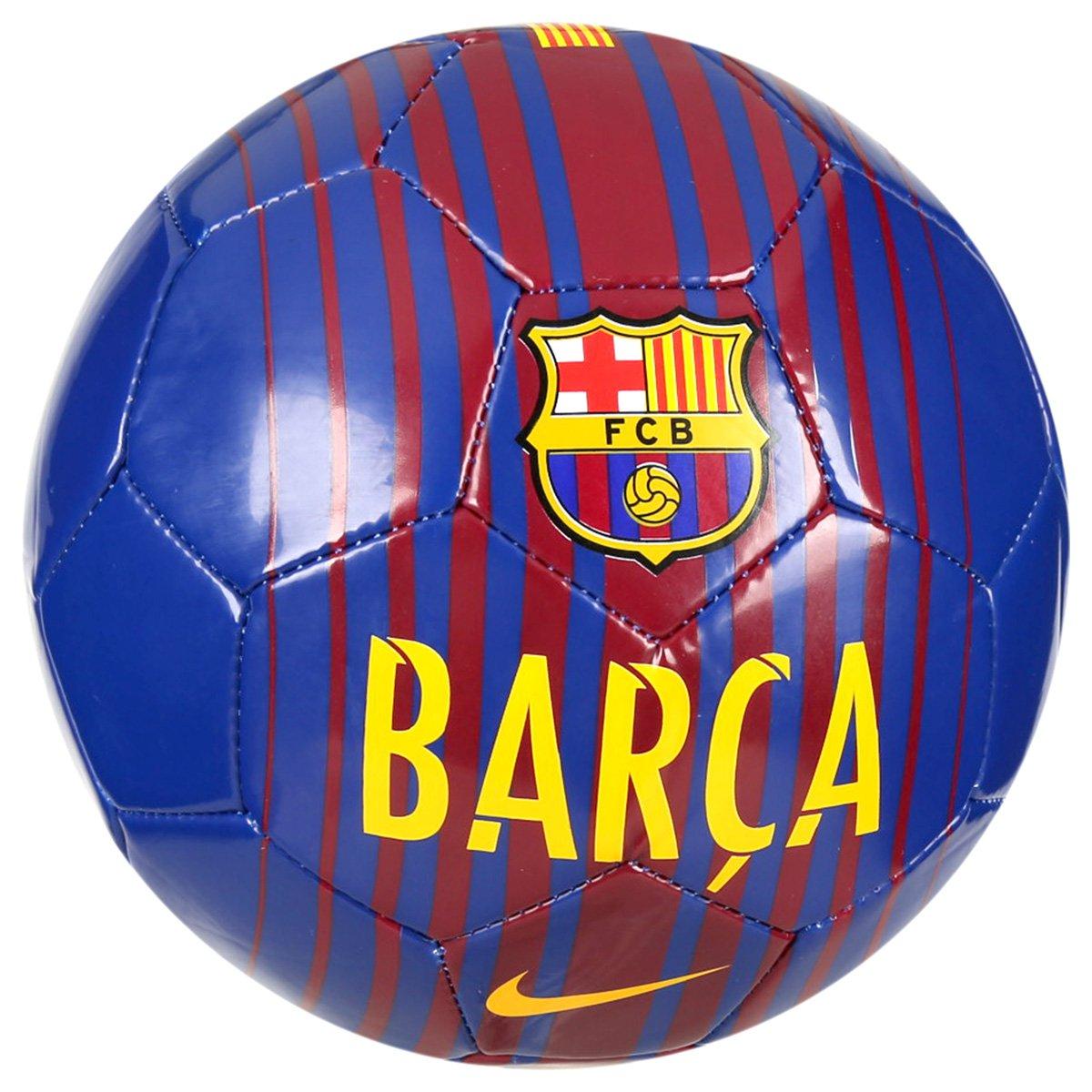 Mini Bola Barcelona Nike Prestige - Compre Agora  43379436600a4