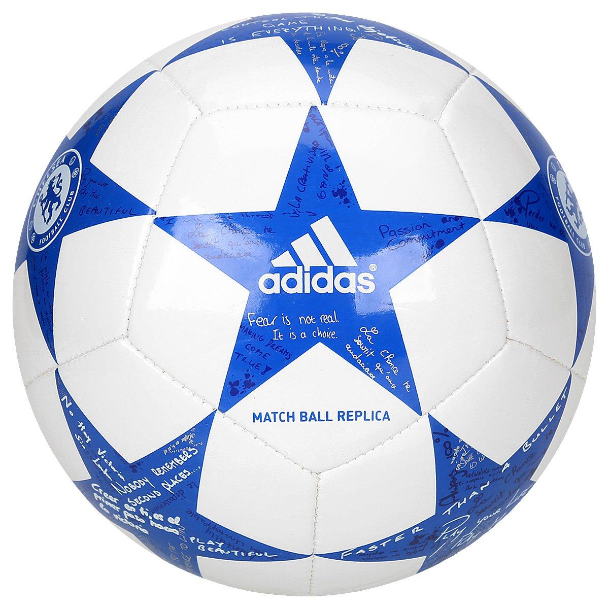 Mini Bola Chelsea Adidas Futebol UEFA Finale 2016 - Compre Agora ... ad5390a5a46e2
