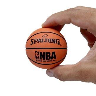 Mini Bola de Basquete NBA Spaldeen