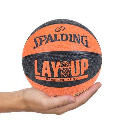 Mini Bola de Basquete Spalding Lay-Up #3