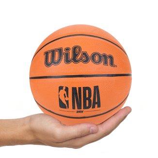 Mini Bola de Basquete Wilson NBA DRV #3