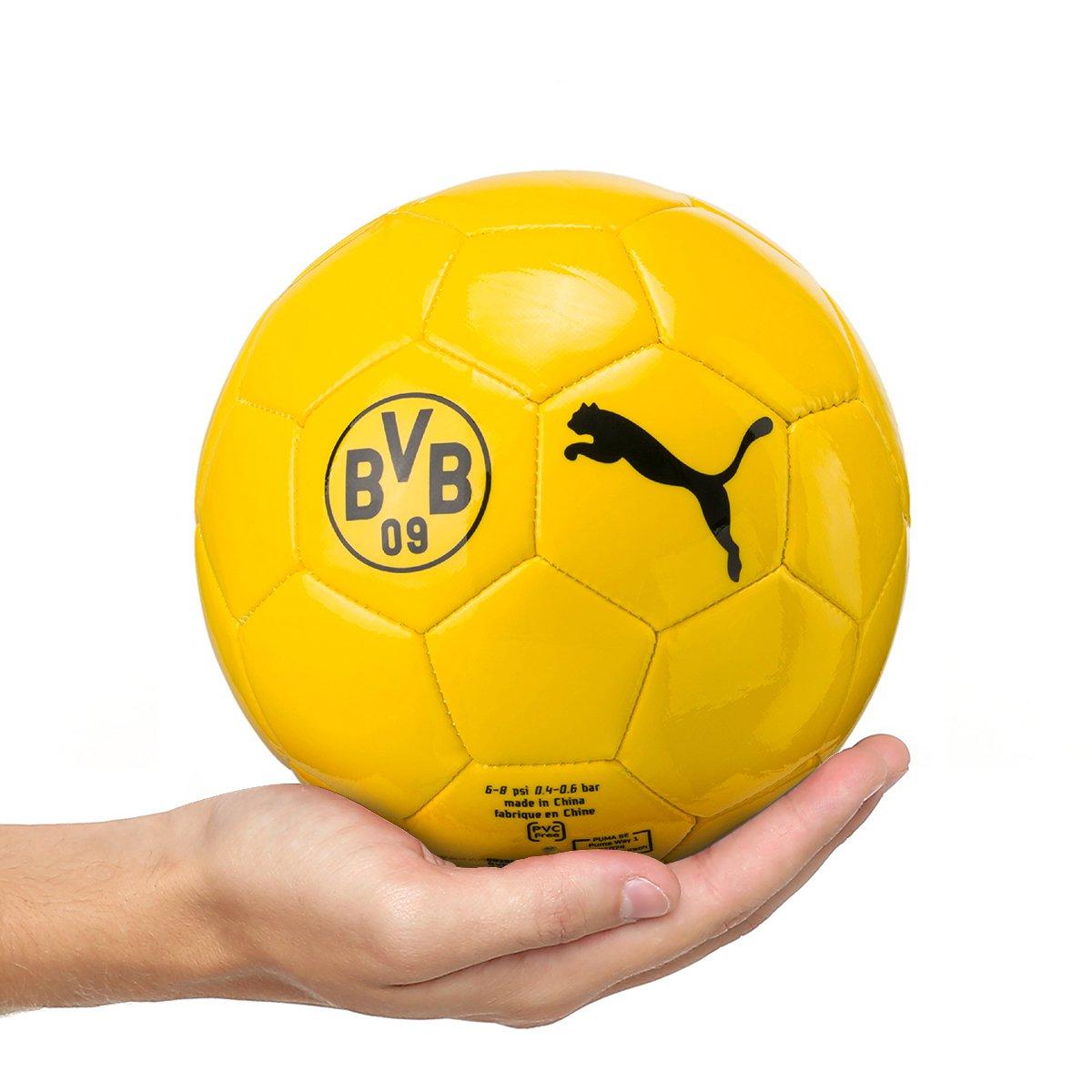Mini Bola de Futebol Campo Infantil Puma Borussia Dortmund Graphic -  Amarelo - Compre Agora  2c76f628a5